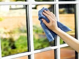 Csík- és foltmentes ablaktisztítás