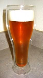 Egyedi ajándékok - duplafalú söröskorsó