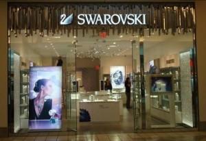A Swarovski fülbevaló remek ajándék