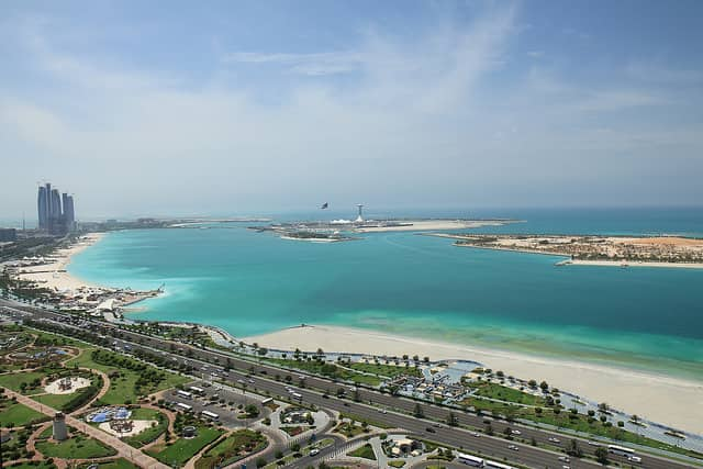 Abu Dhabi nyaralás