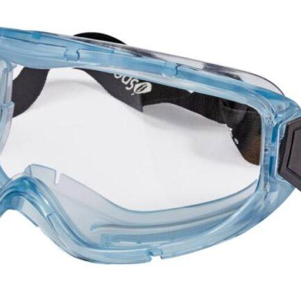 zárt védőszemüveg